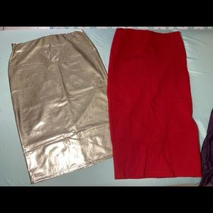 2 for 20 pencil skirts